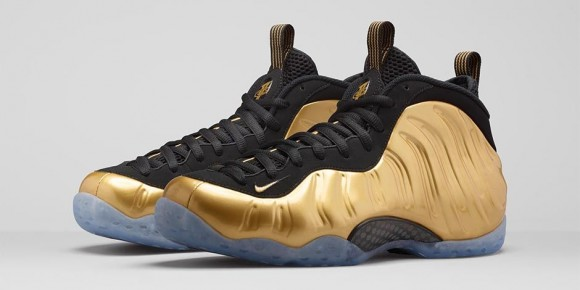 the best attitude 58166 f7615 Nike Foamposite One  Metallic Gold  - Restocked   Available Now ...