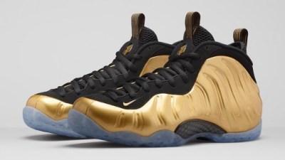 bcd54354b13 Nike Postpones Release of Metallic Gold Foamposite One