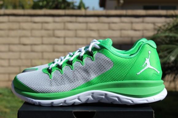 69c2090a59c7c Jordan Flight Runner 2 Light Green  Pure Platinum - WearTesters