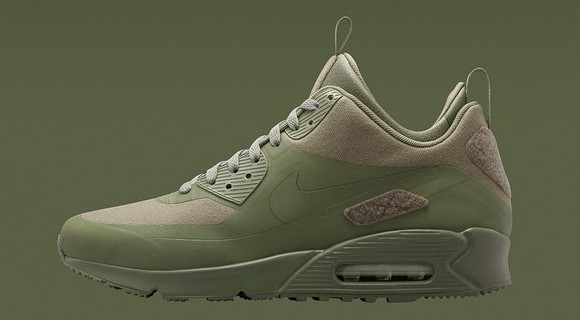 separation shoes e19ea 80b52 Nike Air Max 1 & Air Max 90 SneakerBoot 'Patch Pack' - Links ...