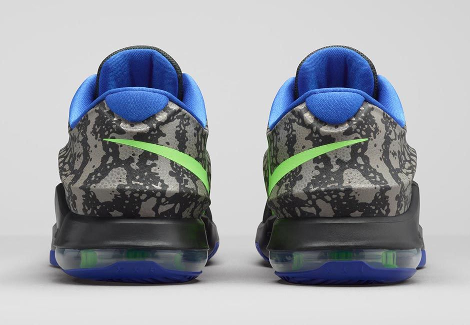 New Style Nike KD 7 Cheap sale Electric Eel