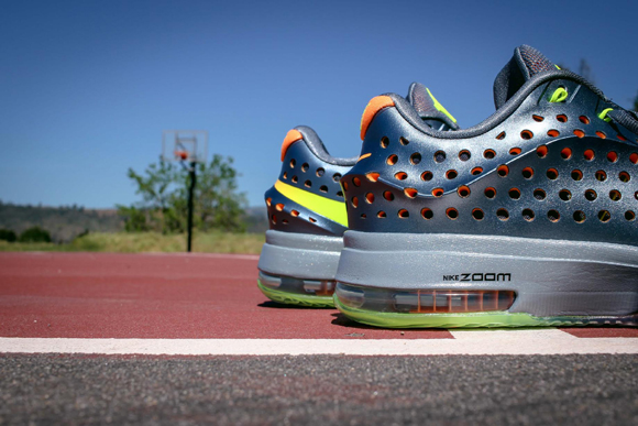 outlet store 763cf 6f748 ... Nike KD 7 Elite  Team Collection  - Detailed ...