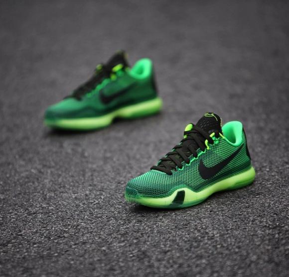 wholesale dealer 6bfca cddbe Nike Kobe X Vino - Beauty Shots - WearTesters