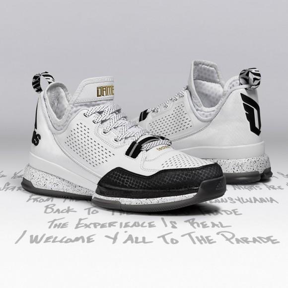 best service fe368 4f3b2 ... sale adidas d lillard 1 all star detailed look review weartesters fbf35  6e31a