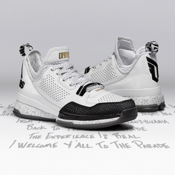 adidas D Lillard 1  All-Star  - Detailed Look   Review - WearTesters 7a599f963