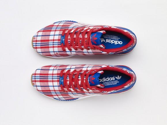 bfd908901 clot x adidas consortium zx flux rwb 3 - WearTesters