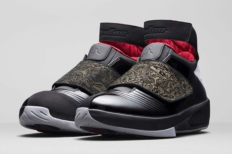 3b4ac45cf8923e Air Jordan XX Retro  Stealth  - Another Look - WearTesters