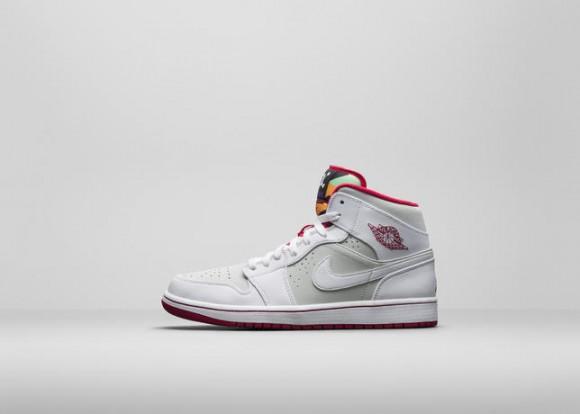 Air Jordan 1 Retro 'Hare' & 'Lola' - Official Look 1