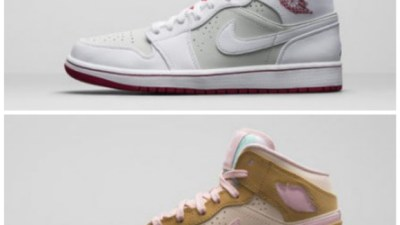 best loved 85ca5 e7bd2 Air Jordan 1 Retro Mid  Hare     Lola  – Available Now