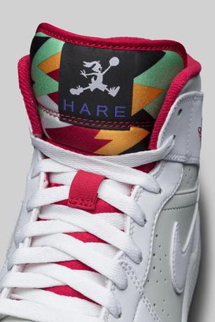 Air Jordan 1 Retro 'Hare' & 'Lola' - Official Look 5