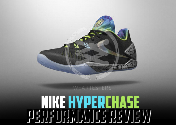 cheap for discount c0b82 7eb2b Nike Hyperchase Performance Review - WearTesters