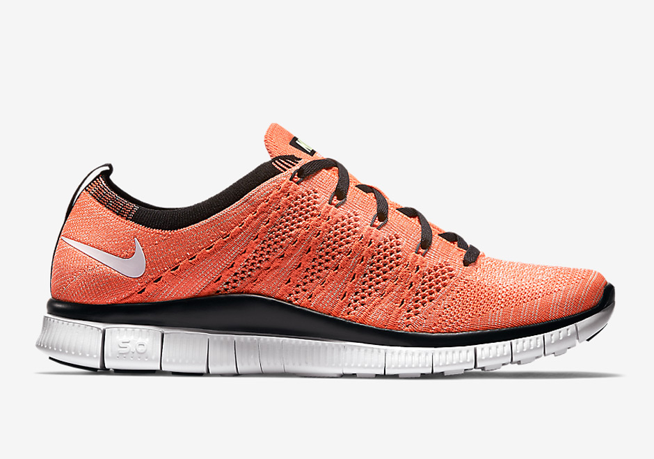 3ca0cdf11d4b First Look at the Nike Free Flyknit  Hot Lava  - WearTesters