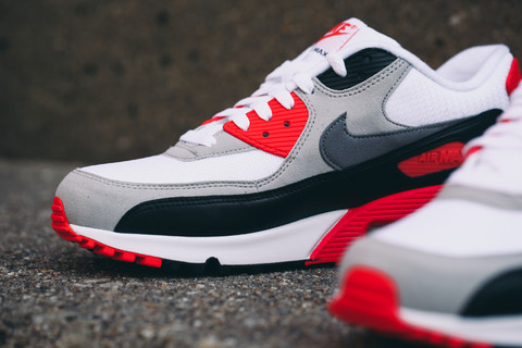 new concept ed304 ad983 ... 2015 Nike Air Max 90  Infrared  ...