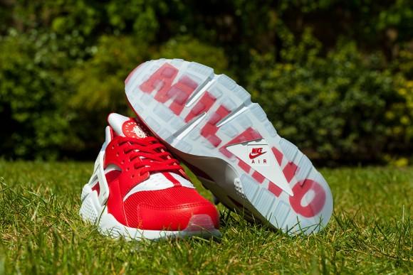 sale retailer 4443e 5dc63 Nike Air Huarache City Pack milano