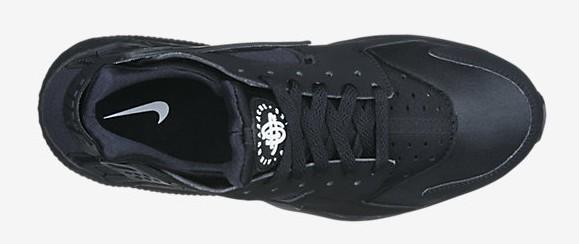 5073d601015a Nike Air Huarache  Triple Black  - Restocked - WearTesters
