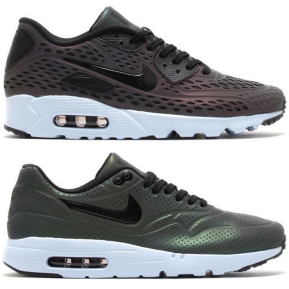 save off 9cec6 bdab2 Nike Air Max Ultra Moire  Iridescent Pack  - Available Now - WearTesters