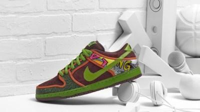 25ce15d2468a Nike Dunk Low SB  De La Soul  – Available Now