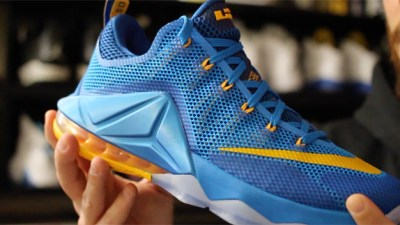 cheaper 7905d 23992 Nike LeBron 12 Low  Entourage  – Detailed Look   Review