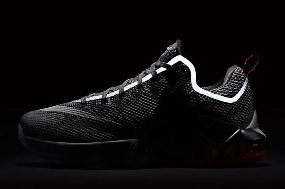 e5ffff088e9 Nike LeBron 12 Low Will Come in Wolf Grey  Hot Lava - WearTesters