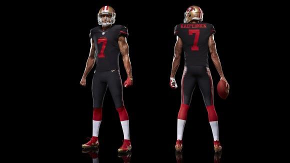 fe269bf7f39 San Francisco 49ers Get New All-Black Alternate Uniforms - WearTesters