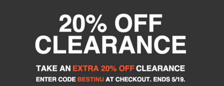 1d0f3a900 20% Off Nike Clearance Products - WearTesters