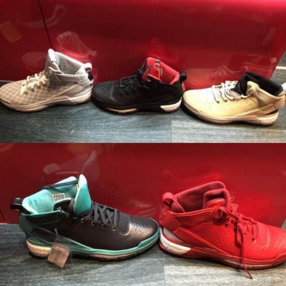 16edabf0fc50 adidas   Basketball   Kicks On Court ...