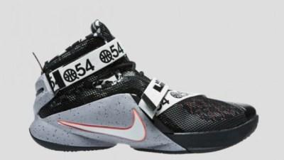 1ce6535ffb4 Nike LeBron Soldier 9  Quai 54
