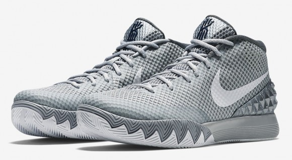 super popular 4a724 7001f Nike Kyrie 1  Wolf Grey  - Available Now - WearTesters