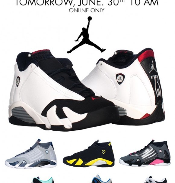 Air Jordan Retro Restock
