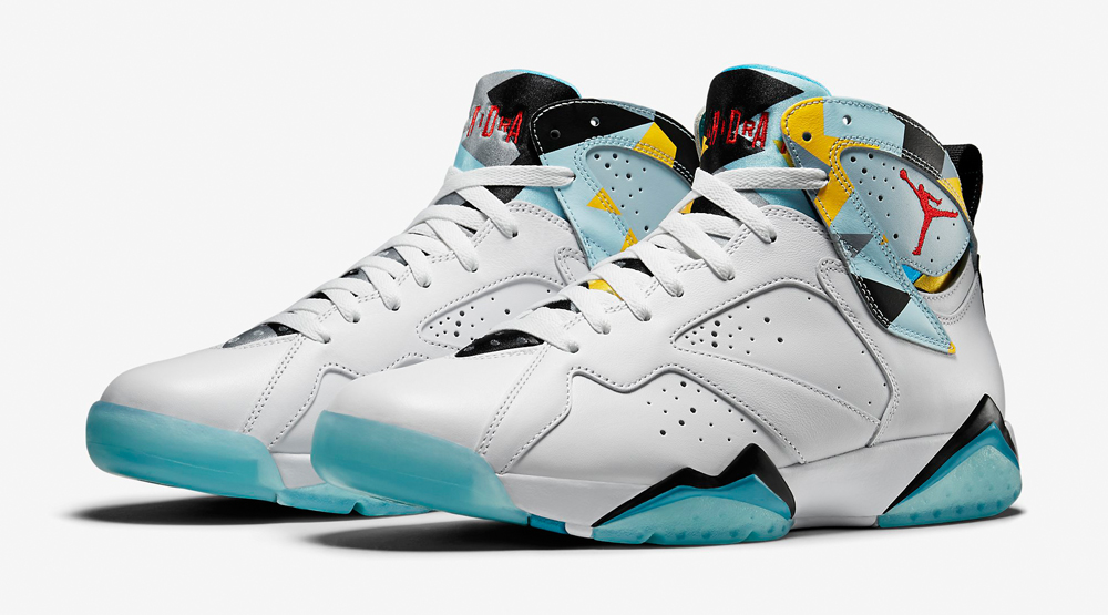 f19fbe4b7a44c0 Air Jordan 7 Retro N7 - Official Look - WearTesters
