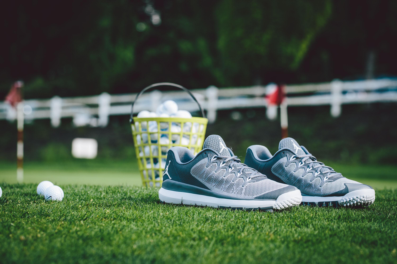 e783b672899c ... Jordan Brand Unveils Its First Golf Shoe