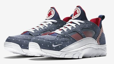 74cb92f71a6d You Can Cop The Patriotic Nike Air Trainer Huarache Low  USA  Now