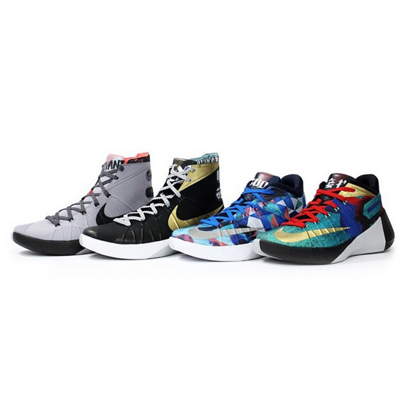 Nike Hyperdunk 2015  City Pack  - WearTesters b419e25e3e