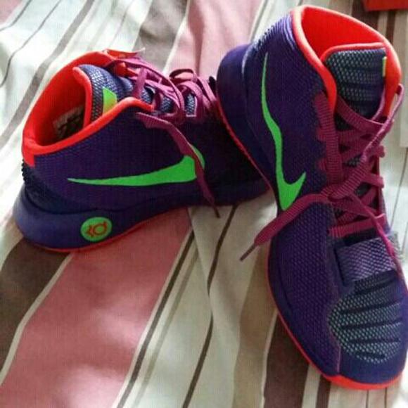 Nike KD Trey 5 III 'Nerf' 1