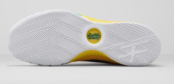 Nike Kyrie 1 'Letterman' - Official Look + Release Info 5