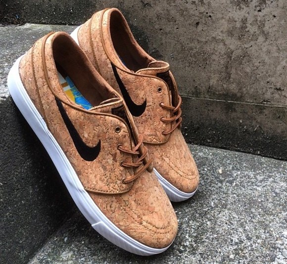 c8a1801dc6a8e Cork Takes Over This Nike SB Zoom Stefan Janoski - WearTesters