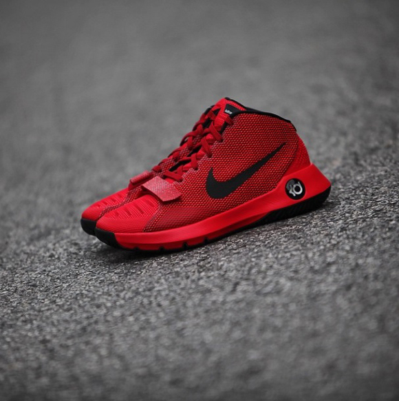 classic fit 029a6 be06a Nike Zoom KD Trey 5 III - WearTesters