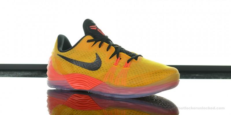 14632afd0be ... Nike Zoom Kobe Venomenon 5  University Gold  Arriving at Retailers ...