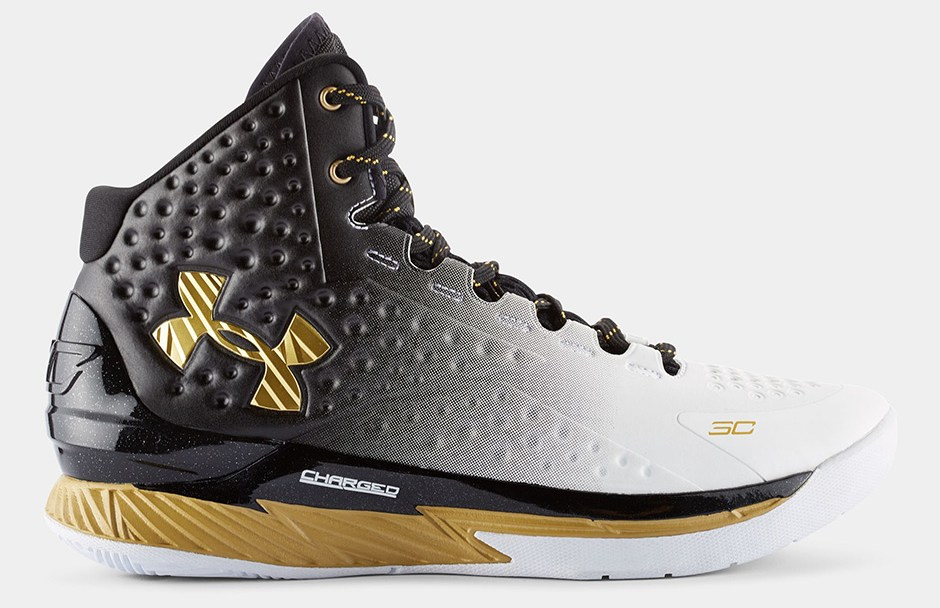 e3ae781380d6 Under Armour Curry One  MVP  - Up Close   Personal - WearTesters