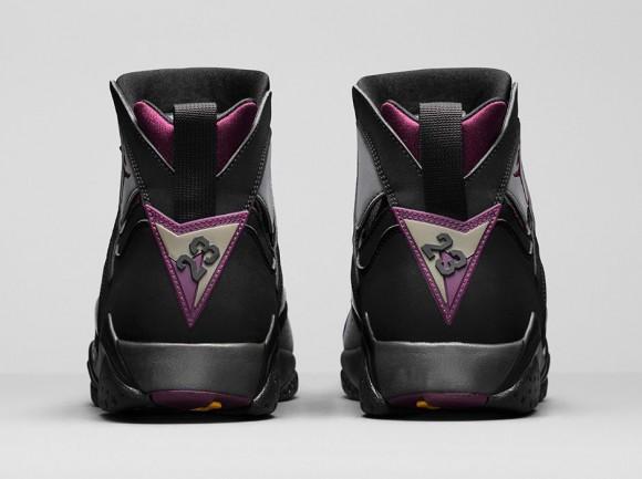 Air Jordan 7 Retro 'Bordeaux' - Official Look + Release Info 4
