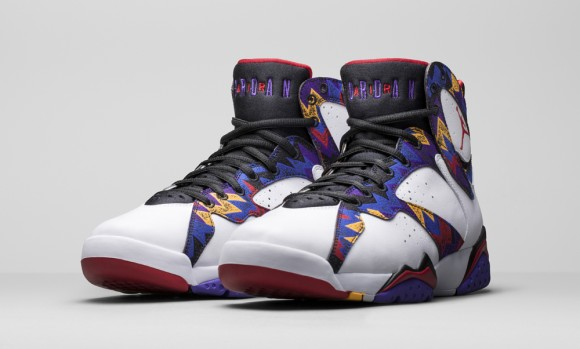7285d30cfcc Air Jordan 7 Retro 'Nothing But Net' - Official Look + Release Date ...