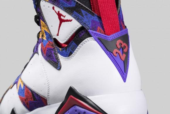 Air Jordan 7 Retro 'Nothing But Net' - Official Look + Release Date 5