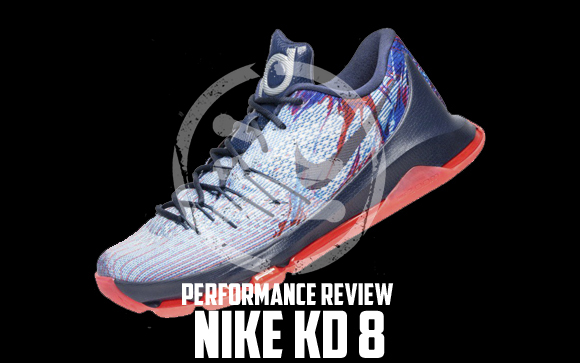 brand new 2d1c3 5897b Nike KD 8 Performance Review - WearTesters