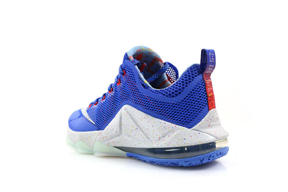 Nike Basketball Adds The Nike LeBron 12 Low To The 'Rise' Collection 3