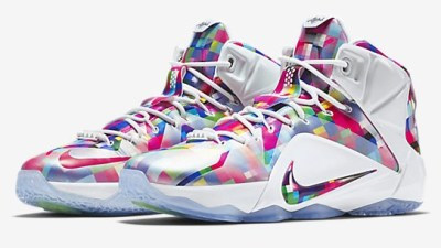 Finish Your Breakfast In Style With This Nike LeBron 12 EXT. You can  purchase this Fruity Pebbles ... 86e53913f5