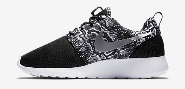 2a0ba3899071 Snakeskin Slithers Its Way on the Nike Roshe One - WearTesters