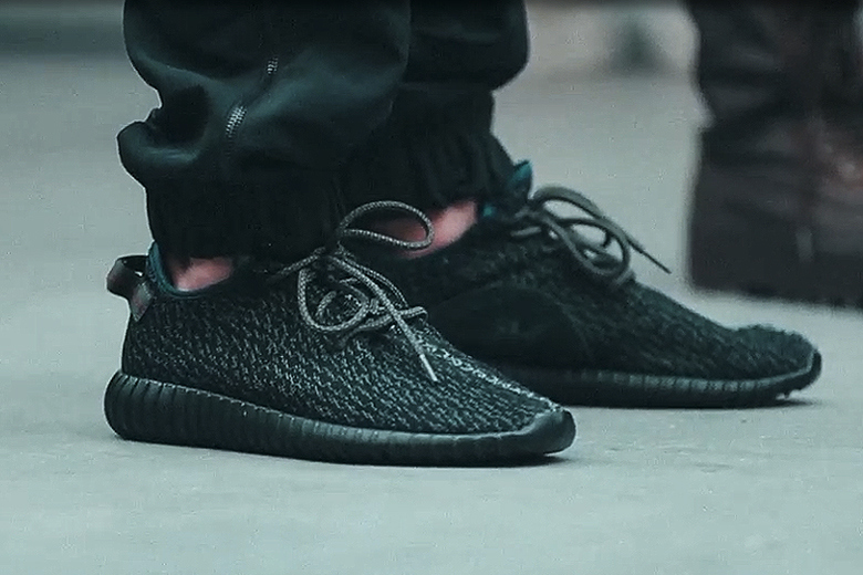 bfc4e5b3d adidas Yeezy 350 Boost 'Black' - Release Date - WearTesters
