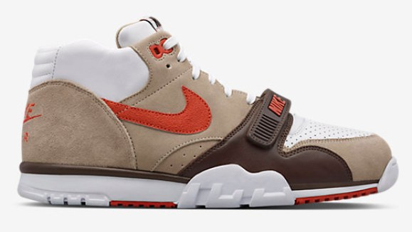 Fragment x Nike Air Trainer 1 Mid 'Chino'