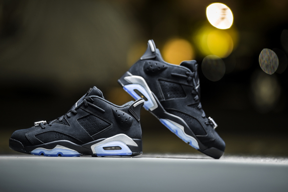 97a15d53c2e ... Get Up Close and Personal with the Air Jordan 6 Retro Low in Black Chrome  3 ...