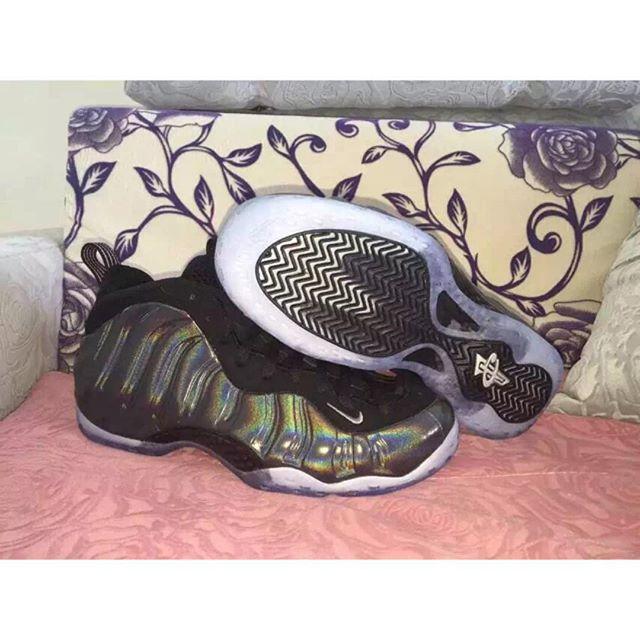 2565f87e57b Nike Foamposite One  Hologram  - Release Info - WearTesters